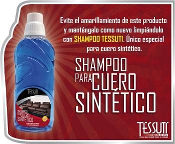shampoo para muebles