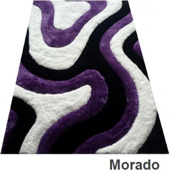TAPETE GEO 5 MORADO